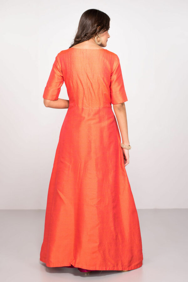 house-of-ombre-pink-and-orange-gown-back