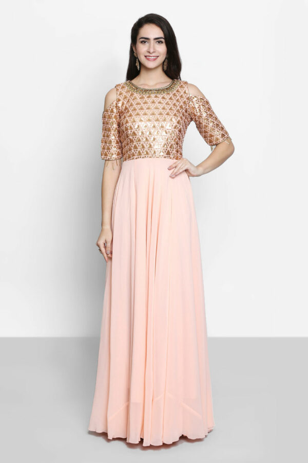 weaves-of-wonder-salmon-pink-gown-front